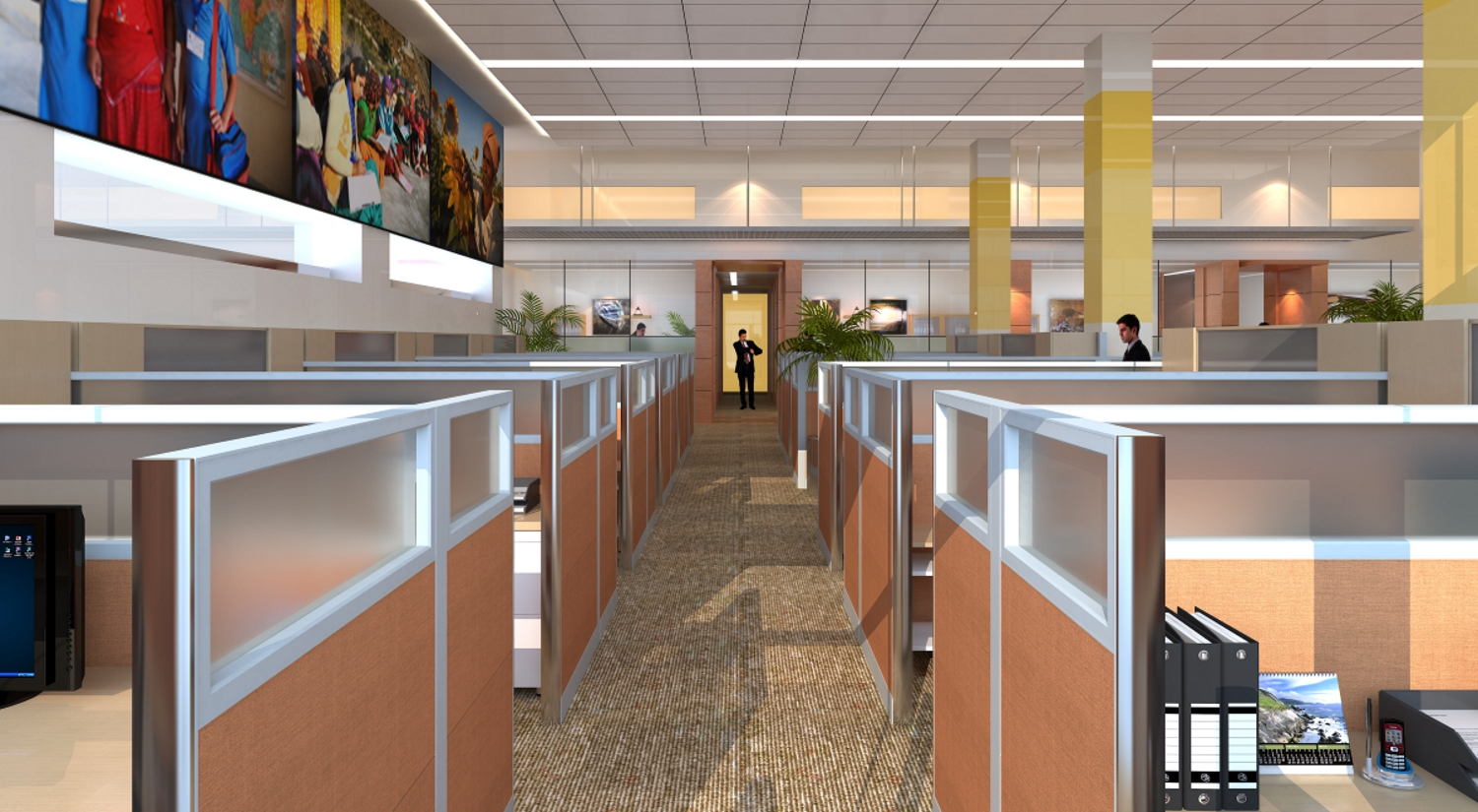 bank and office interiors. The World Bank Satellite Office   New Delhi And Interiors E